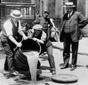 Prohibition, Getty Images