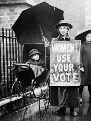 Amendment 19 Gave Women the Right to Vote