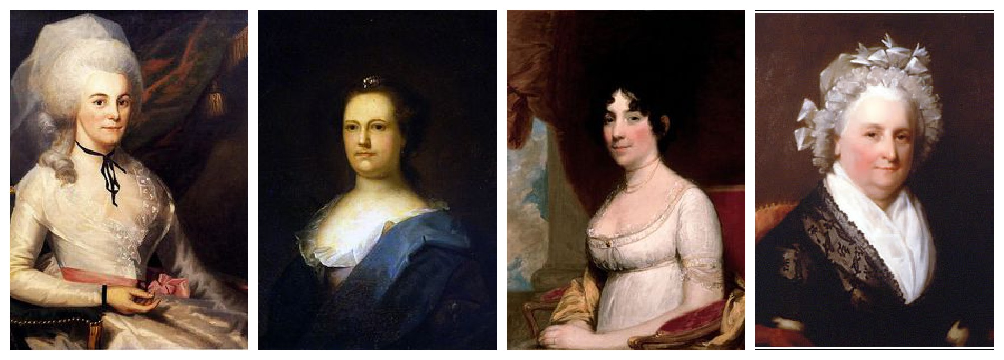 Women Behind The Signers Of The Constitution - List of the founding fathers of the united states