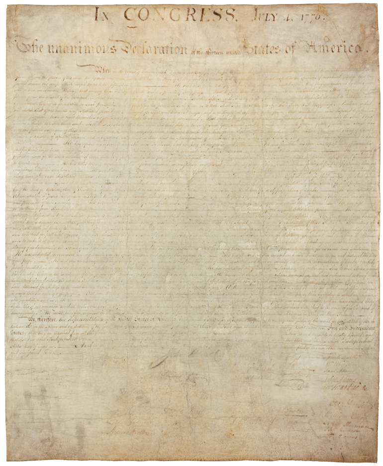 what happened to the signers of the declaration of independence