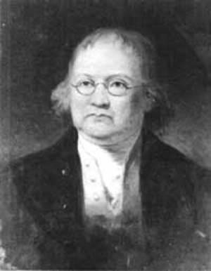 William West Rhode Island Politician