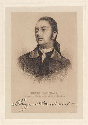 Henry Marchant