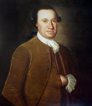 John Hanson, First President in Congress Assembled