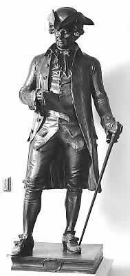 Statue of John Hanson