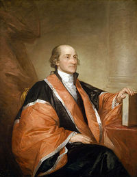 John Jay author of the Federalist Papers
