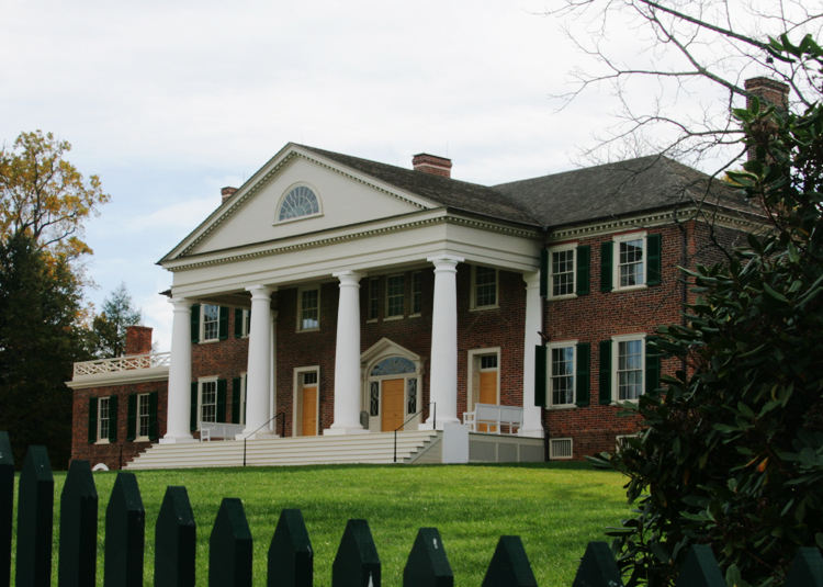 Homes of the founding fathers for Presidents and their home states