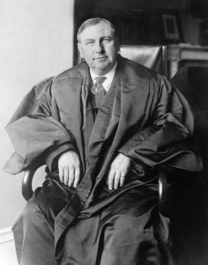 Chief Justice Harlan Fiske Stone