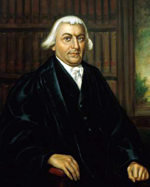 Supreme Court Justice James Iredell
