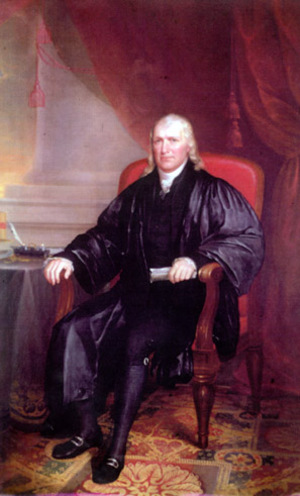 Supreme Court Justice Samuel Chase