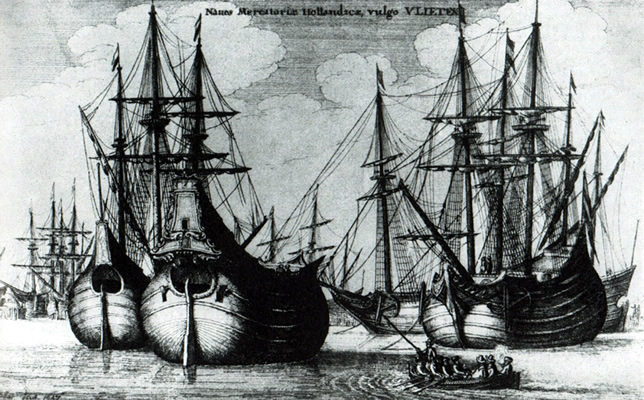 Early American Ships