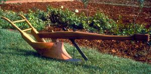 Improved Mouldboard Plow - Thomas Jefferson