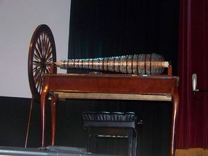Glass Armonica - Benjamin Franklin
