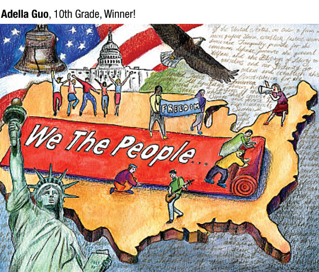 constitution day essay contest 2012