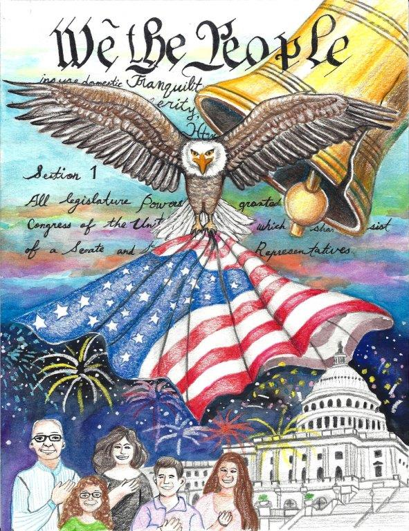 constitution week art essay contest Dorothy f schmidt college of arts & letters  events include guest  lectures, teach-ins, an undergraduate essay contest and discussion sessions   constitution themes into their courses during the week of september 17th flyer.